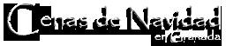 Cenas de Navidad en Granada Logo