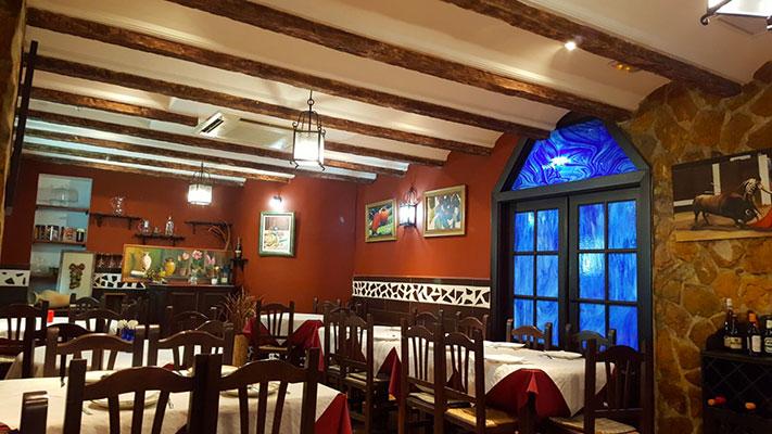 Restaurante Rincón de Pinara 1