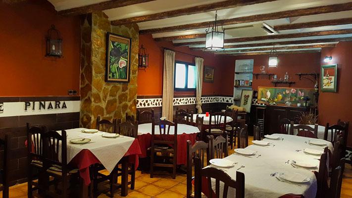 Restaurante Rincón de Pinara 2