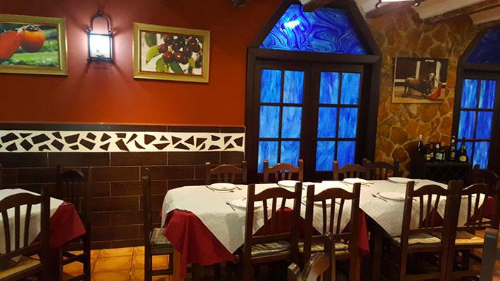 Restaurante Rincón de Pinara 4